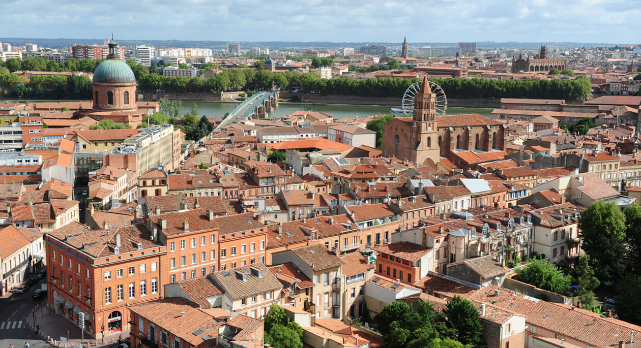 3 Top-Rated Tourist Attractions in Toulouse