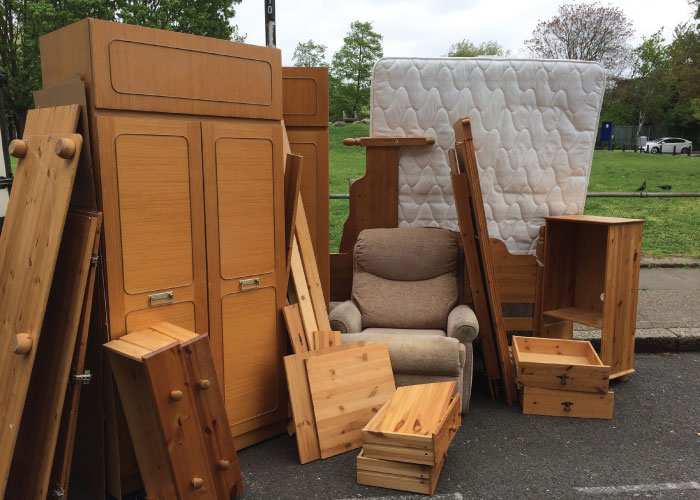 How To Get Rid Of Old Furniture Like Sofa Removal And Bulky Items Disposal