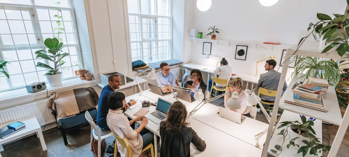 Will Coworking Spaces Ever Rule the World?