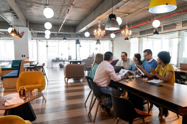 Is Working in Coworking Spaces a Good Idea